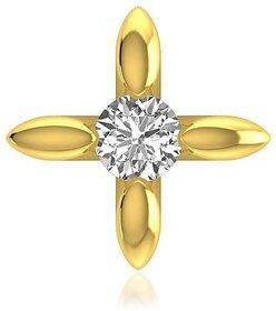 Dazzling Diamond Nose Pin