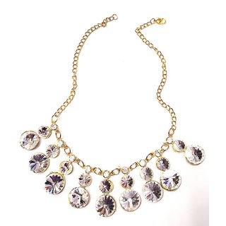 Curvyy Diamond Doll Neckpiece