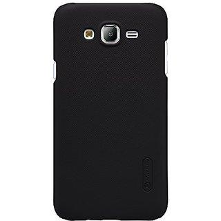 Samsung Galaxy Latest J7 Back Cover  Black