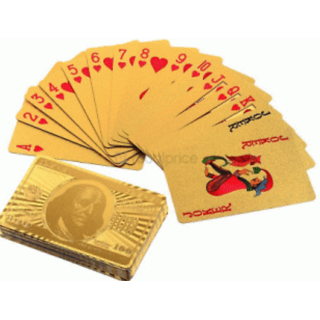 Golden Playing Cards (Golden)