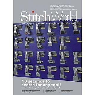 Stitch World Nov'16