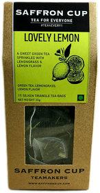 Lovely Lemon Pack of 15 Teabags