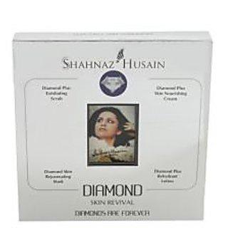 Shahnaz Husain Diamond Skin Radince Facial kt