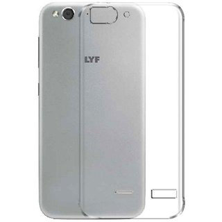 LYF Water 3 Transparent Phone Cover