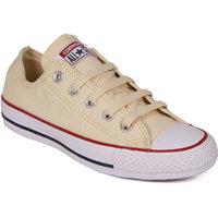 Converse Men's White Lace-up Sneaker Shoes