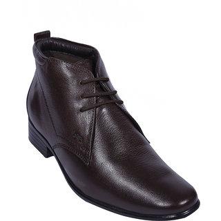 Lee Cooper Men's Brown Lace-up Formal Shoes