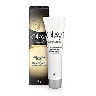 Olay Age Protect Anti-Ageing Cream, 18g
