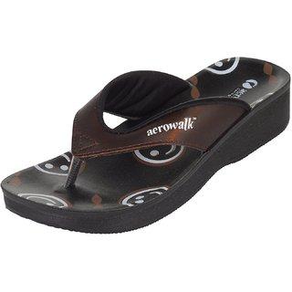 Buy Aerowalk Women's Copper Slippers