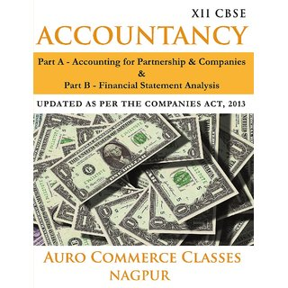 XII CBSE Accountancy