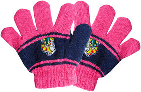 Kids Winter Gloves(set of 2 Pairs)