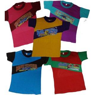 Kids T-Shirt (Set of 5)
