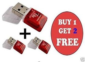 Sonilex microsd card Reader (buy 1 get 2 free)