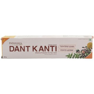 Patanjali Dant Kanti Dental Cream - 200 g