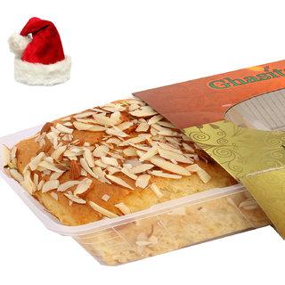 Chistmas Gifts-Badam Mawa Cake