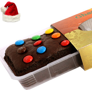 Chistmas Gifts - M & M Chocolate Brownie