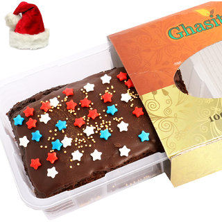 Chistmas Gifts - Rich Chocolate Brownie