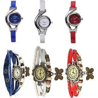 PMAX MOONSOON COMBO DEAL Analog Watch - For Girls, Women