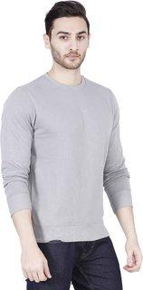 Lee Grey Long Sleeve Mens Sweatshirt