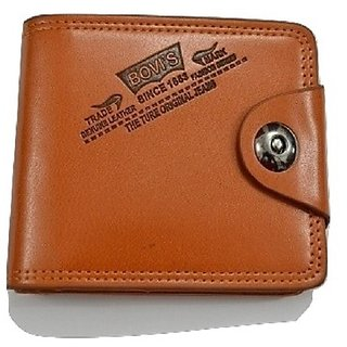 bovis genuine Leather wallet
