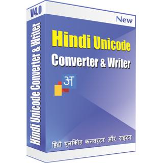 Hindi Unicode Converter and Writer