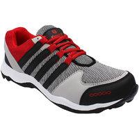 Opner Men TrekkingM Black Red Sports Shoes