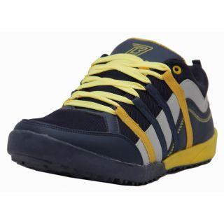 Black Tiger Men Multicolor Lace-up Casual Shoes