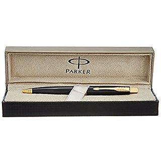Parker Aster Lacque Black Gt Ball Pen