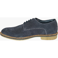 ESTD.1977 Men Blue Lace-up Casual Shoes