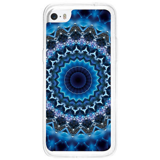 ifasho Animated Pattern design colorful flower in royal style Back Case Cover for   5C