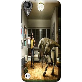 HTC Desire 530 Mobile Back Cover