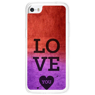 ifasho love you quotes Back Case Cover for   5C