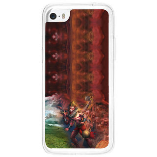 ifasho Lord Narasingha  Back Case Cover for   5C