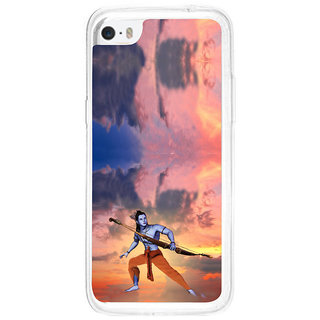 ifasho Lord Rama Back Case Cover for   5C
