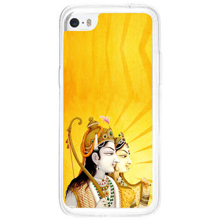 ifasho Lord Rama and sita Back Case Cover for   5C