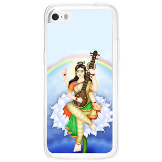 ifasho Goddess Saraswati  Back Case Cover for   5C
