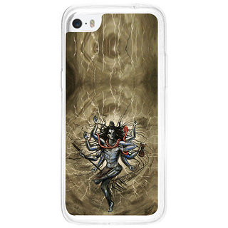 ifasho Siva tandab dance Back Case Cover for   5C