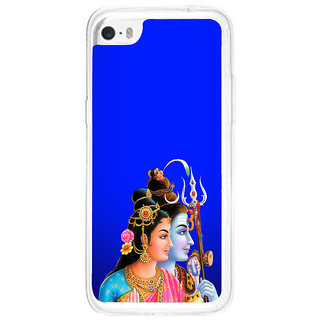ifasho Siva Parvati Back Case Cover for   5C