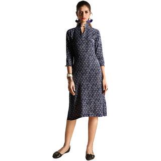 Occeanus Execlusive And Fashionable Rayon  Kurtis