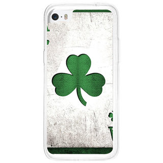 ifasho Cardiogram in Lines of heart Back Case Cover for   5C
