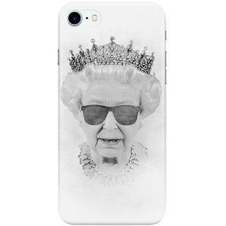 The Fappy Store queen Back Cover for Apple iPhone 7