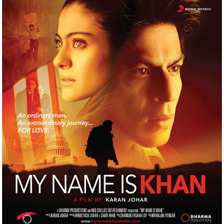 My Name Is Khan Hindi Movie Vcd