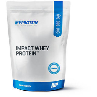 MYPROTEIN Impact Whey Isolate Chocolate Brownie 1KG