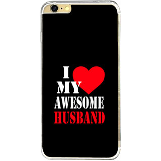ifasho I love my hand quotes Back Case Cover for   6