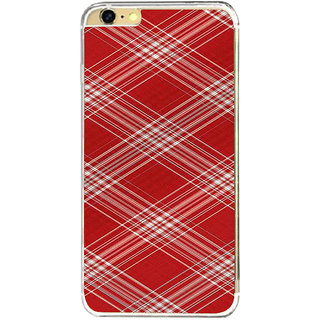 ifasho Design lines pattern Back Case Cover for   6
