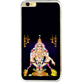 ifasho Lord Ayappa Back Case Cover for   6