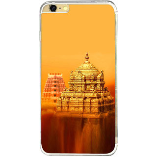 ifasho Tirupati Balaji Temple Back Case Cover for   6
