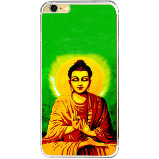 ifasho Lord Budha Back Case Cover for   6