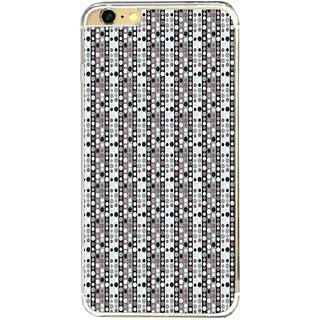 ifasho Animation Clourful Circle Pattern Back Case Cover for   6