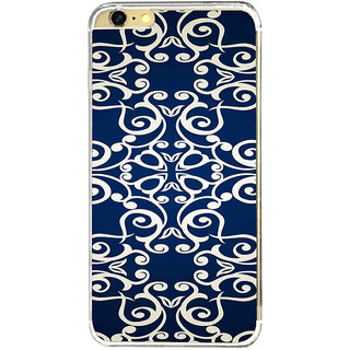 ifasho Modern Art Design Pattern animated Music Instrument head phone Back Case Cover for   6