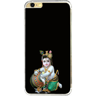 ifasho Lord Krishna and Meera Back Case Cover for   6